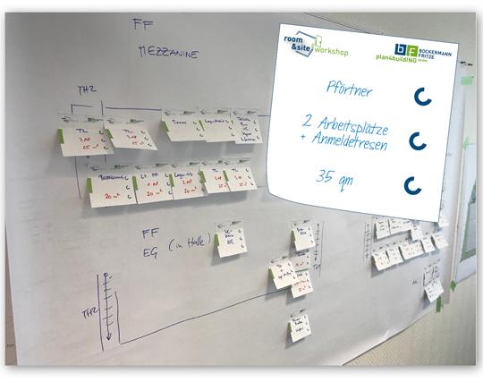 BFP room & site workshop